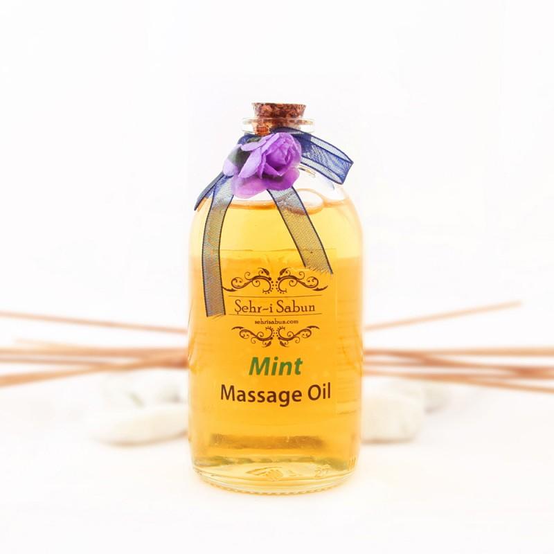 MINT MASSAGE OIL